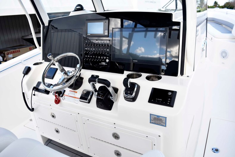 Thumbnail 74 for New 2019 Cobia 344 Center Console boat for sale in Vero Beach, FL