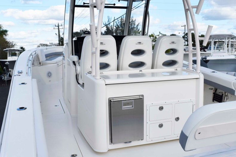 Thumbnail 77 for New 2019 Cobia 344 Center Console boat for sale in Vero Beach, FL