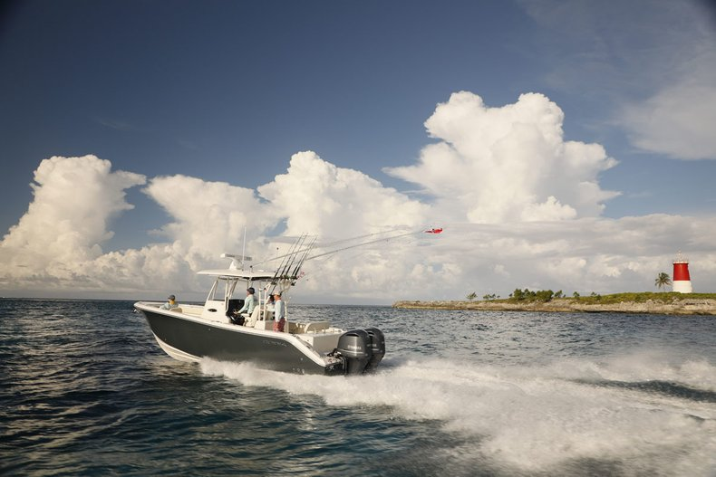 Image 1 for 2019 Cobia 301 CC Center Console in West Palm Beach, FL