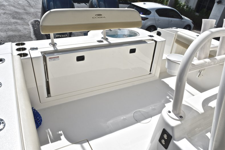 Thumbnail 11 for Used 2018 Cobia 277 Center Console boat for sale in West Palm Beach, FL