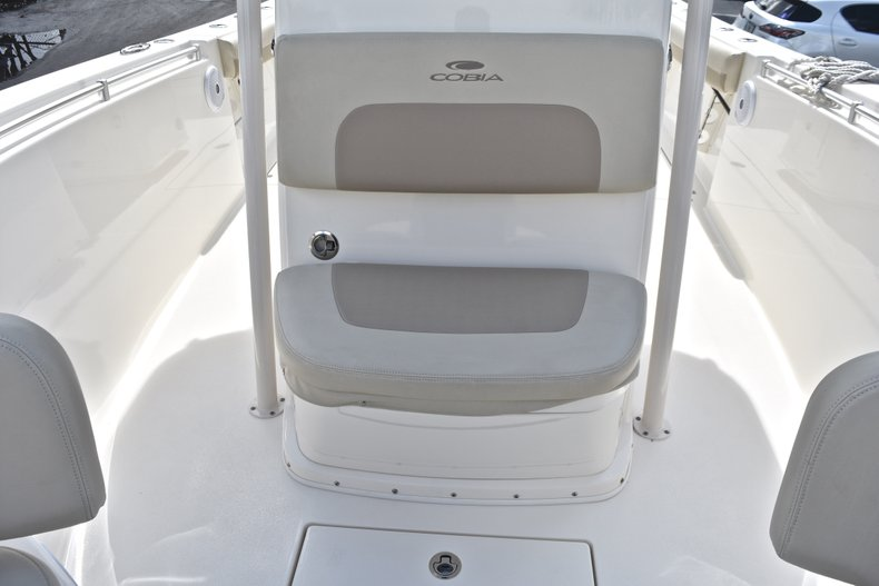 Thumbnail 51 for Used 2018 Cobia 277 Center Console boat for sale in West Palm Beach, FL