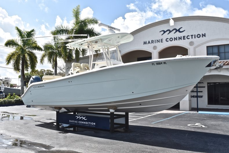 Image 1 for 2018 Cobia 277 Center Console in West Palm Beach, FL