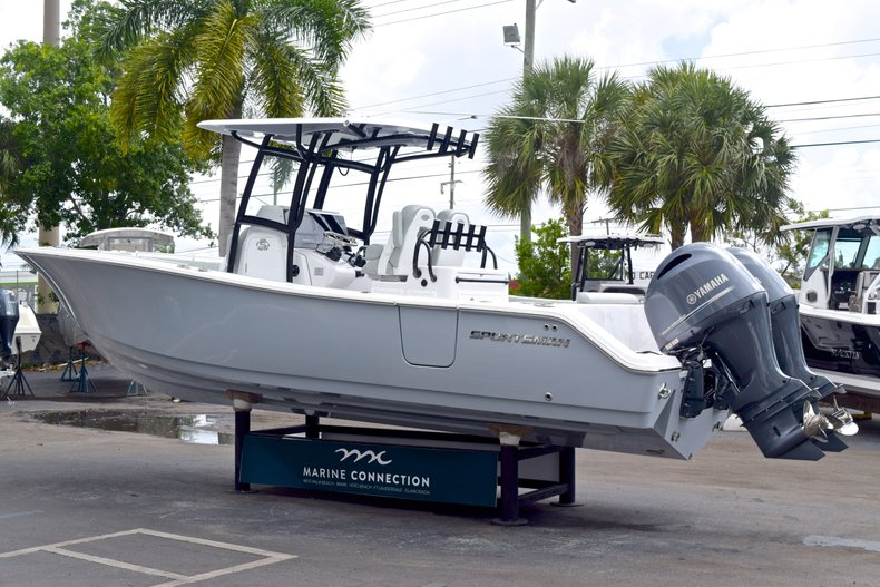 Thumbnail 5 for New 2019 Sportsman Open 282 TE Center Console boat for sale in Vero Beach, FL