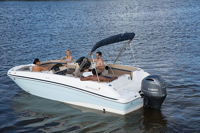 Image 0 for 2019 Hurricane 218 SunDeck Sport OB in West Palm Beach, FL