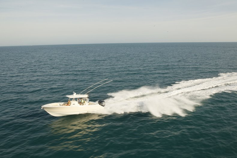 Image 1 for 2019 Cobia 344 Center Console in West Palm Beach, FL