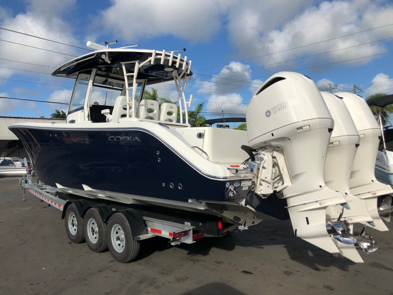 Image 0 for 2019 Cobia 344 Center Console in Vero Beach, FL