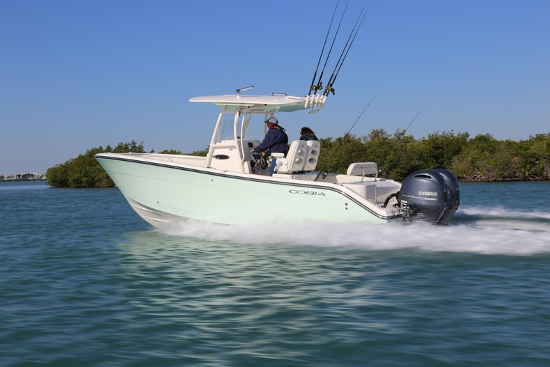 Thumbnail 2 for New 2019 Cobia 262 Center Console boat for sale in West Palm Beach, FL