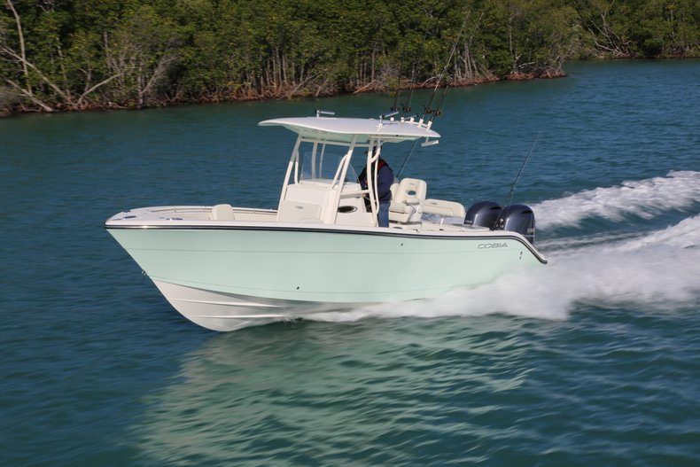 Image 1 for 2019 Cobia 262 Center Console in West Palm Beach, FL