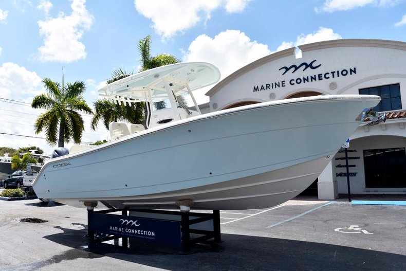 Thumbnail 1 for New 2019 Cobia 262 Center Console boat for sale in West Palm Beach, FL