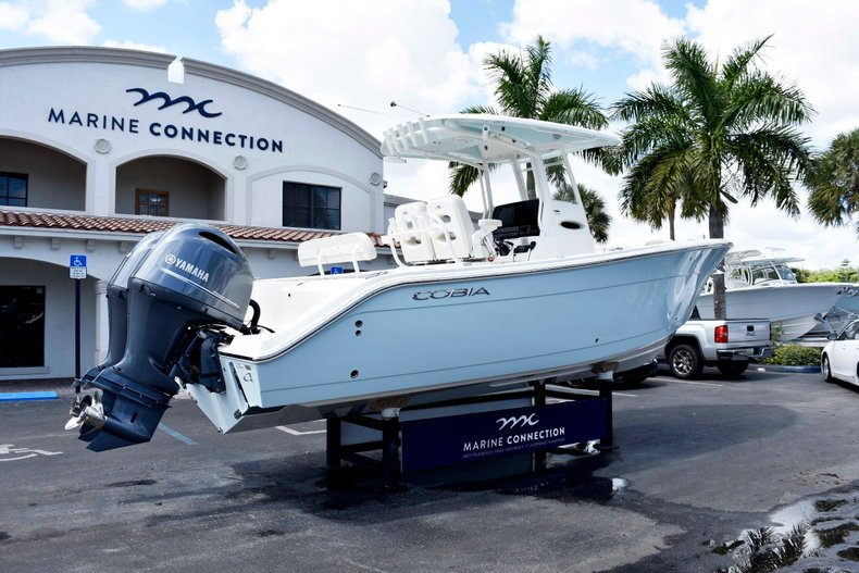 Thumbnail 7 for New 2019 Cobia 262 Center Console boat for sale in West Palm Beach, FL