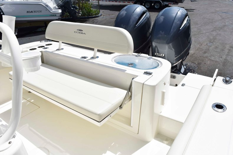 Thumbnail 14 for New 2019 Cobia 262 Center Console boat for sale in West Palm Beach, FL