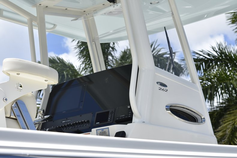 Thumbnail 10 for New 2019 Cobia 262 Center Console boat for sale in West Palm Beach, FL