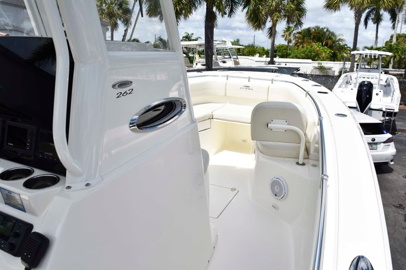 Thumbnail 60 for New 2019 Cobia 262 Center Console boat for sale in West Palm Beach, FL