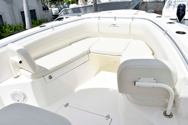 Thumbnail 61 for New 2019 Cobia 262 Center Console boat for sale in West Palm Beach, FL