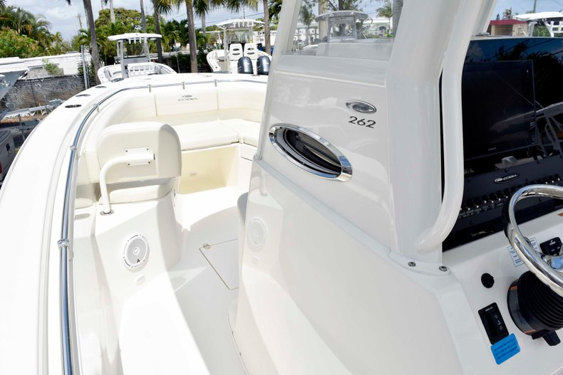 Image 59 for 2019 Cobia 262 Center Console in West Palm Beach, FL