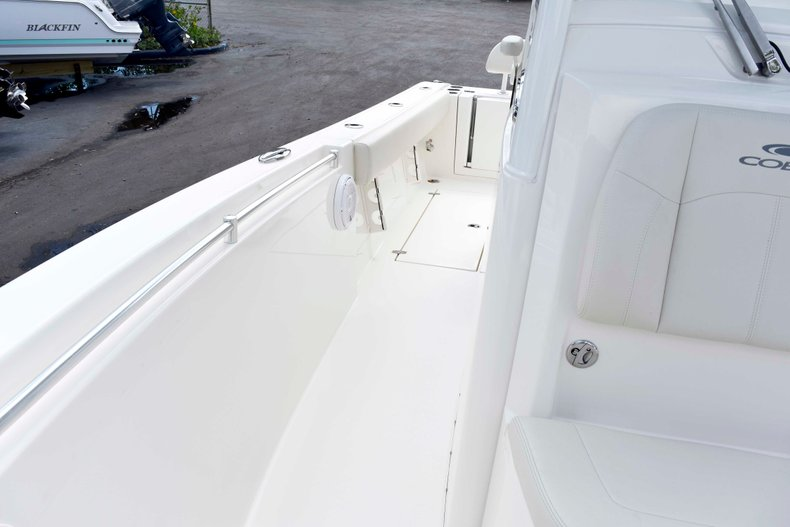 Thumbnail 82 for New 2019 Cobia 262 Center Console boat for sale in West Palm Beach, FL