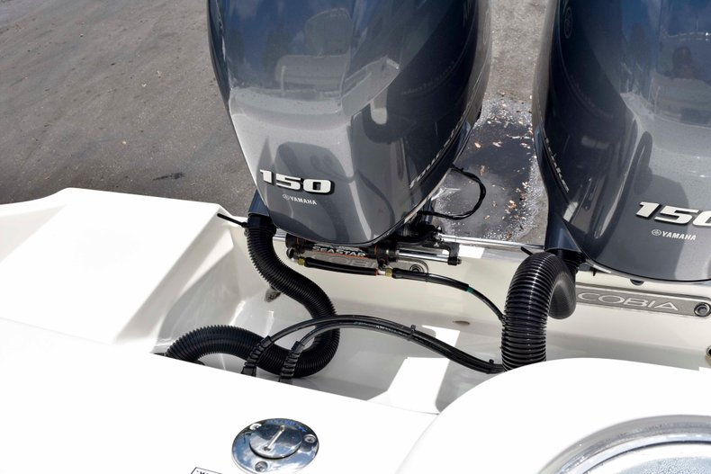 Thumbnail 85 for New 2019 Cobia 262 Center Console boat for sale in West Palm Beach, FL