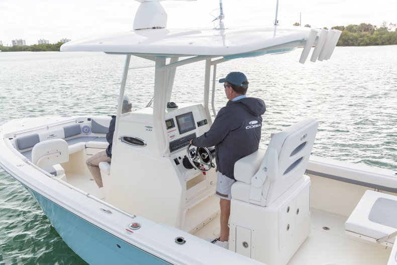 Image 3 for 2019 Cobia 240 CC Center Console in West Palm Beach, FL