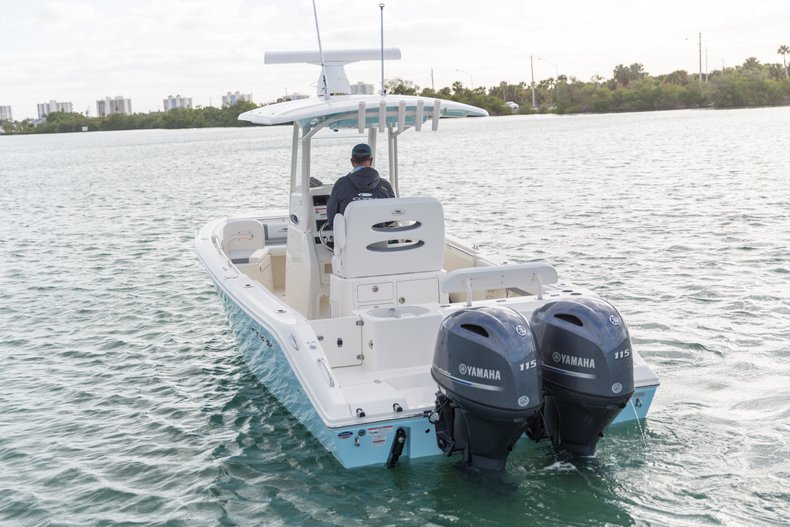 Image 1 for 2019 Cobia 240 CC Center Console in West Palm Beach, FL