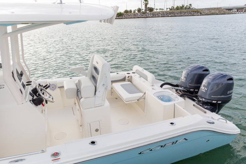 Image 2 for 2019 Cobia 240 CC Center Console in West Palm Beach, FL