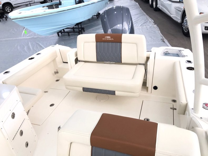 Thumbnail 3 for New 2019 Cobia 240 Dual Console boat for sale in West Palm Beach, FL