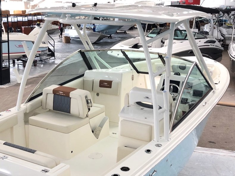 Thumbnail 1 for New 2019 Cobia 240 Dual Console boat for sale in West Palm Beach, FL