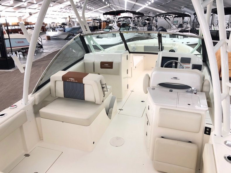 Thumbnail 2 for New 2019 Cobia 240 Dual Console boat for sale in West Palm Beach, FL