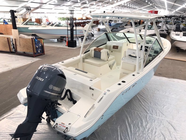 Photo for 2019 Cobia 240 Dual Console