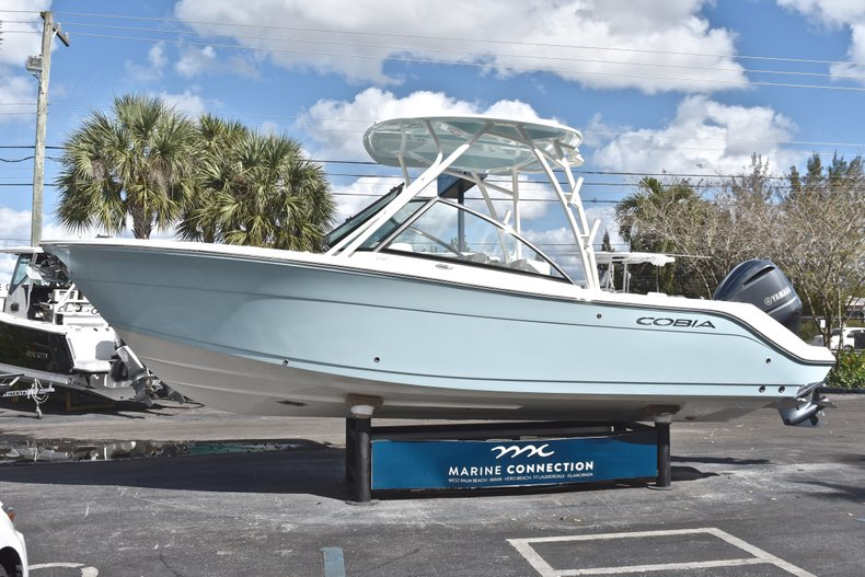 Thumbnail 4 for New 2019 Cobia 240 Dual Console boat for sale in Vero Beach, FL