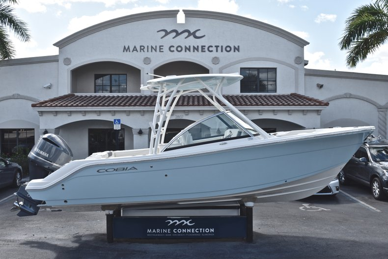 Thumbnail 0 for New 2019 Cobia 240 Dual Console boat for sale in Vero Beach, FL