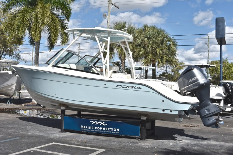 Thumbnail 6 for New 2019 Cobia 240 Dual Console boat for sale in Vero Beach, FL