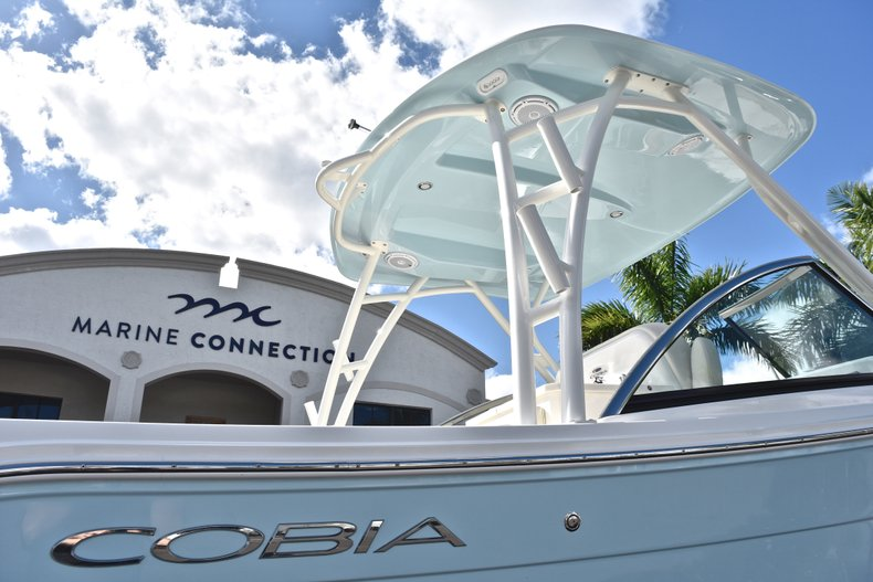 Thumbnail 9 for New 2019 Cobia 240 Dual Console boat for sale in Vero Beach, FL