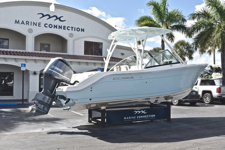 Thumbnail 8 for New 2019 Cobia 240 Dual Console boat for sale in Vero Beach, FL