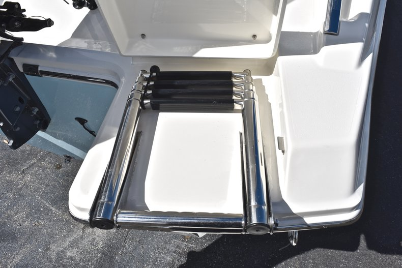 Thumbnail 12 for New 2019 Cobia 240 Dual Console boat for sale in Vero Beach, FL