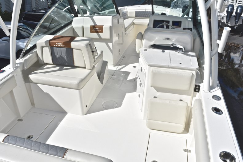 Thumbnail 15 for New 2019 Cobia 240 Dual Console boat for sale in West Palm Beach, FL