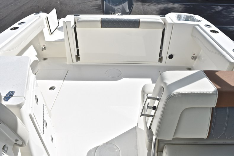 Thumbnail 16 for New 2019 Cobia 240 Dual Console boat for sale in Vero Beach, FL