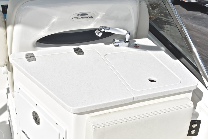 Thumbnail 29 for New 2019 Cobia 240 Dual Console boat for sale in West Palm Beach, FL