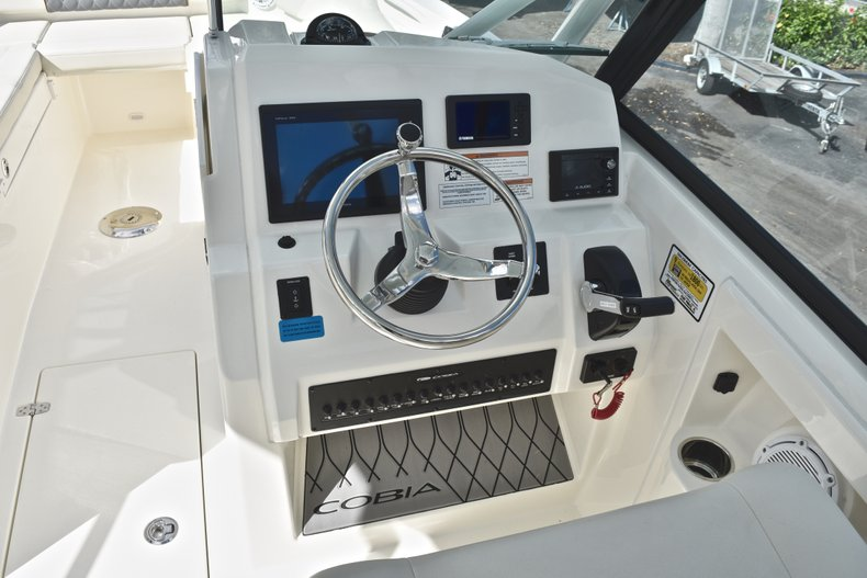 Thumbnail 41 for New 2019 Cobia 240 Dual Console boat for sale in Vero Beach, FL