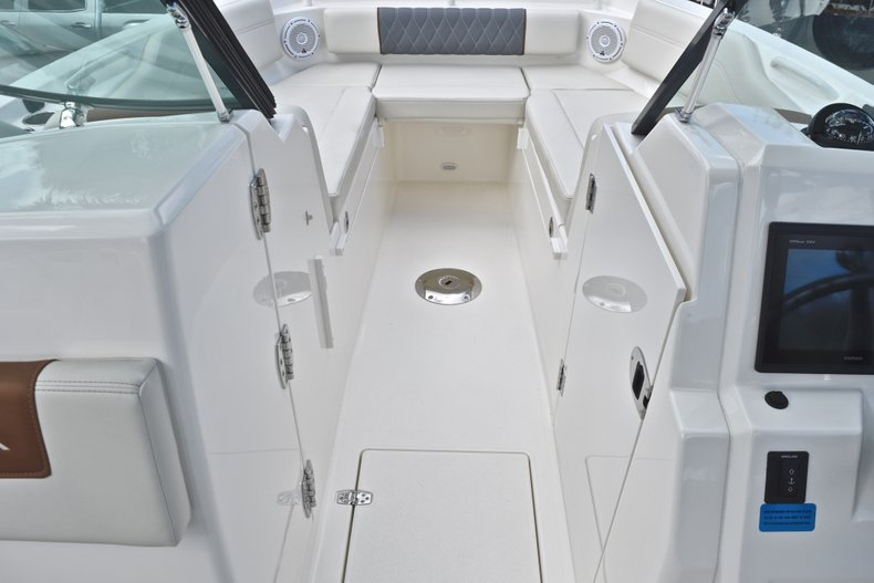 Thumbnail 57 for New 2019 Cobia 240 Dual Console boat for sale in Vero Beach, FL