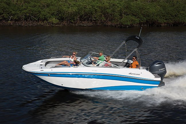Image 1 for 2019 Hurricane 217 SunDeck OB in West Palm Beach, FL