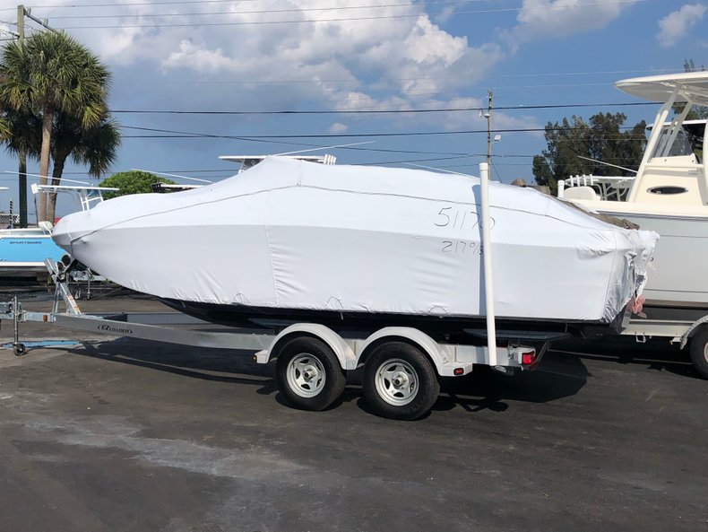 Image 0 for 2019 Hurricane 217 SunDeck OB in West Palm Beach, FL