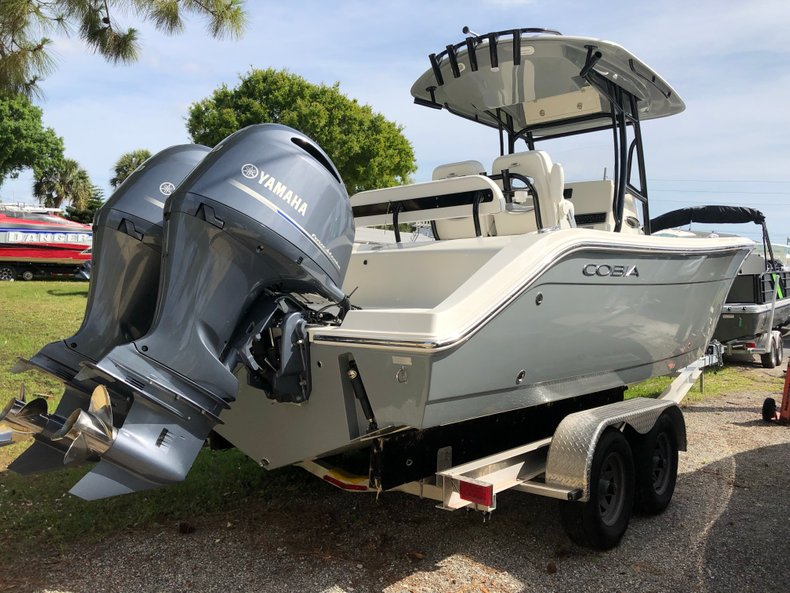 Thumbnail 0 for New 2019 Cobia 261 Center Console boat for sale in West Palm Beach, FL