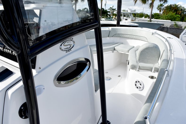 Thumbnail 46 for New 2019 Sportsman Heritage 251 Center Console boat for sale in West Palm Beach, FL