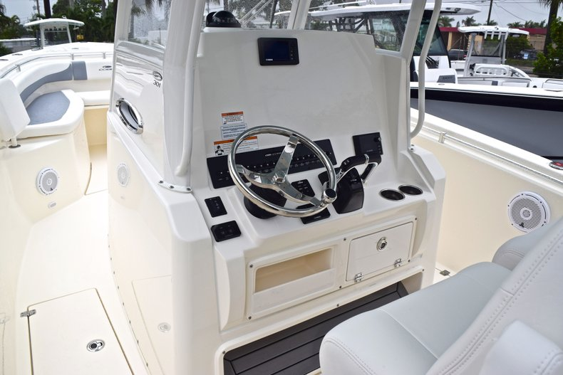 Thumbnail 44 for New 2019 Cobia 301 CC Center Console boat for sale in Miami, FL