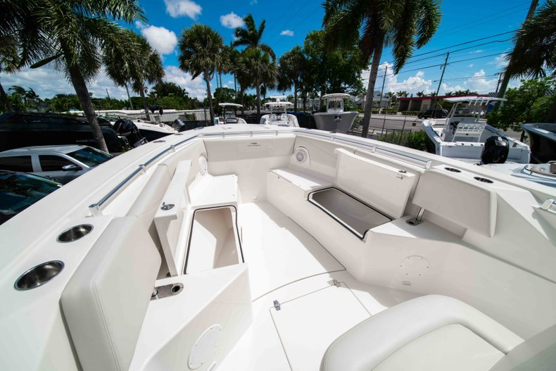 Thumbnail 35 for New 2019 Cobia 320 Center Console boat for sale in West Palm Beach, FL