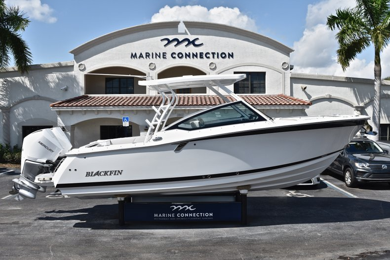 Photo for 2019 Blackfin 272DC Dual Console