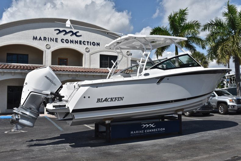 Thumbnail 7 for New 2019 Blackfin 272DC Dual Console boat for sale in West Palm Beach, FL