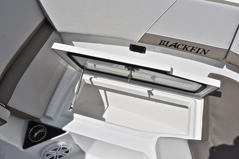 Thumbnail 70 for New 2019 Blackfin 272DC Dual Console boat for sale in West Palm Beach, FL