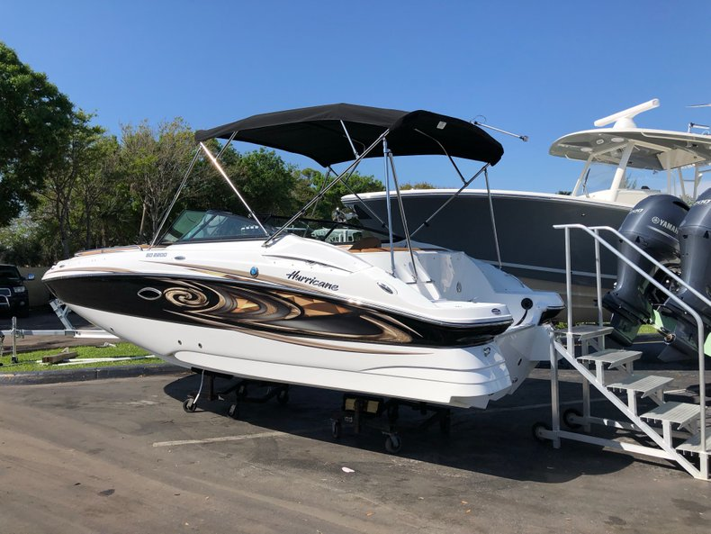Photo for 2019 Hurricane SunDeck SD 2200 OB