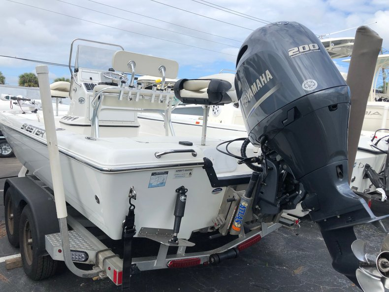 Thumbnail 2 for Used 2012 Skeeter ZX 22 Bay boat for sale in West Palm Beach, FL